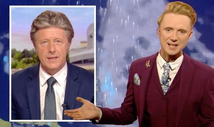 Charlie Stayt teases Owain Wyn Evans' attempt at French 'Took me a while to realise!'