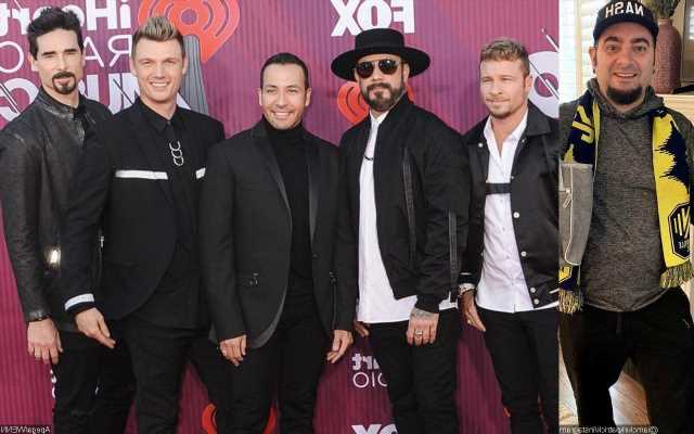Chris Kirkpatrick Terrified of Backstreet Boys and Other Boybands Due to Fierce Competition