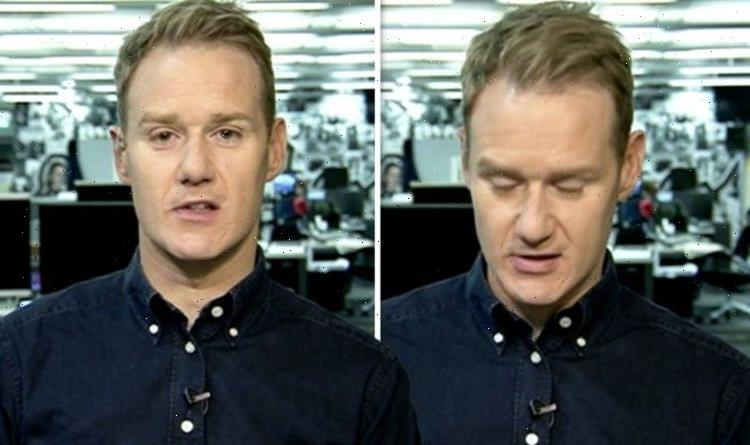 Dan Walker inundated with support as host speaks on devastating loss 'He will be missed'