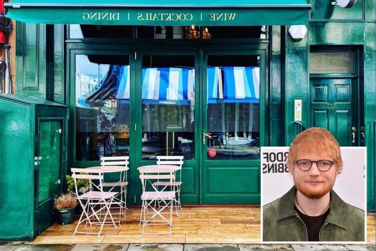 Ed Sheeran takes control of his £26m pub and property businesses as he signs on as director