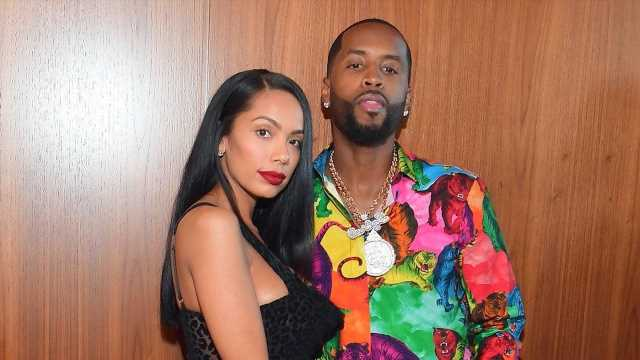 Erica Mena Welcomes Second Child With Safaree Samuels Amid Divorce