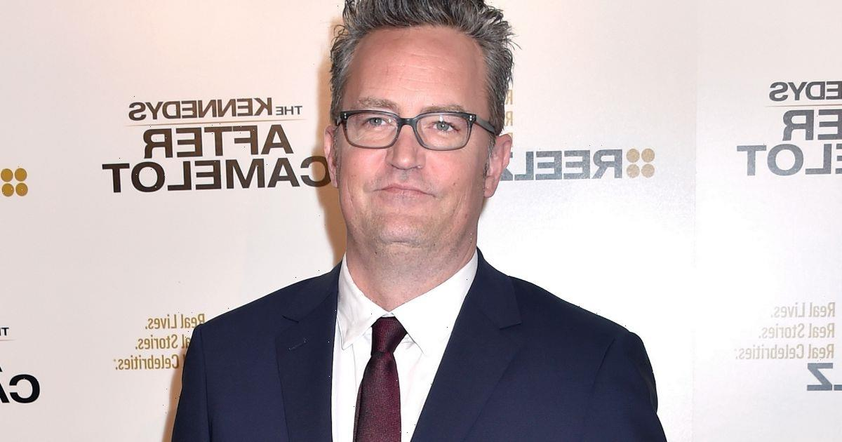 Friends' Matthew Perry splits from fiancée Molly Hurwitz months after proposing