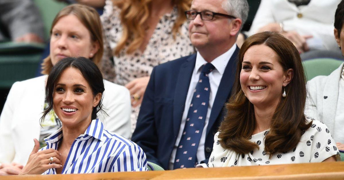 Inside Meghan Markle and Kate Middleton's Wimbledon trips after 'feud' claims