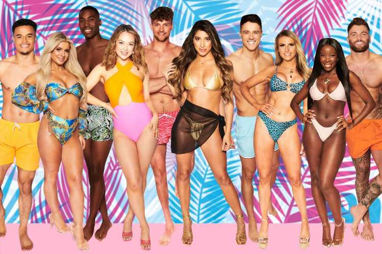 Love Island 2021 cast – full line-up and confirmed contestants