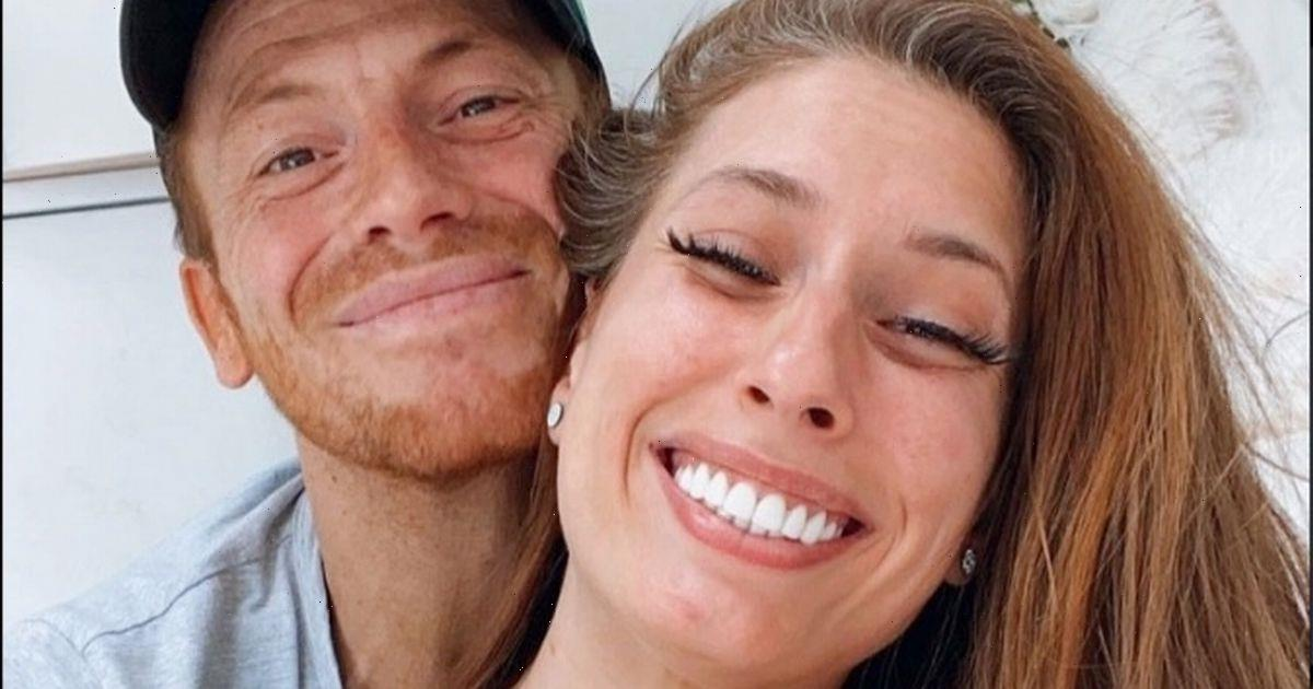 Stacey Solomon expecting baby with Joe Swash after heartbreaking miscarriages