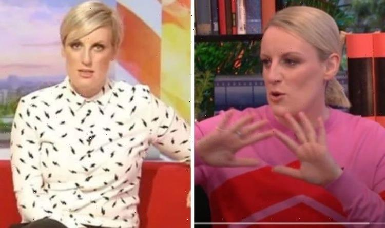 Steph McGovern recalls moment she was mistaken for a prostitute while working at BBC