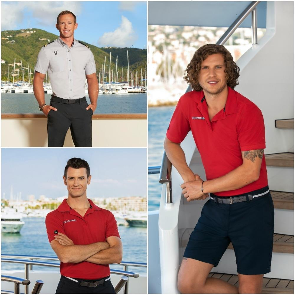 Below Deck's Kelley Johnson, Jack Stirrup and Colin Macy-O'Toole Are 'the Hottest' for the 'Below Deck Sailing' Stews