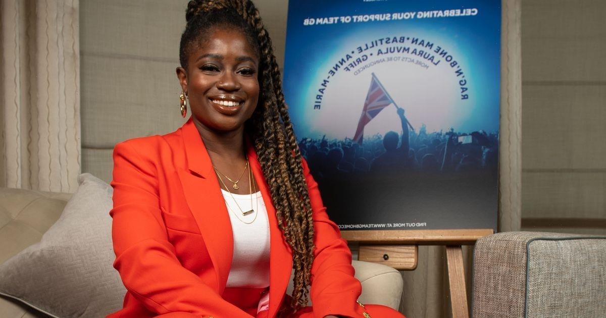 Clara Amfo to host celeb-packed Team GB homecoming event after Tokyo Olympics