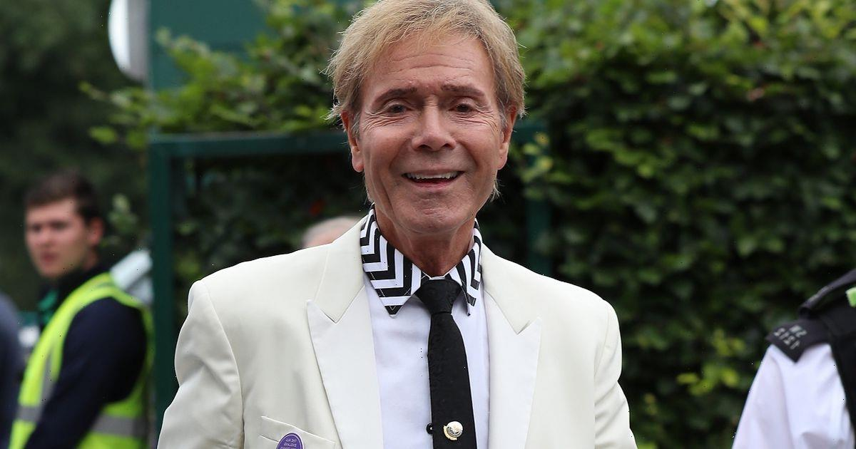 Cliff Richard sends message to hero pensioner who saved woman from knife attack