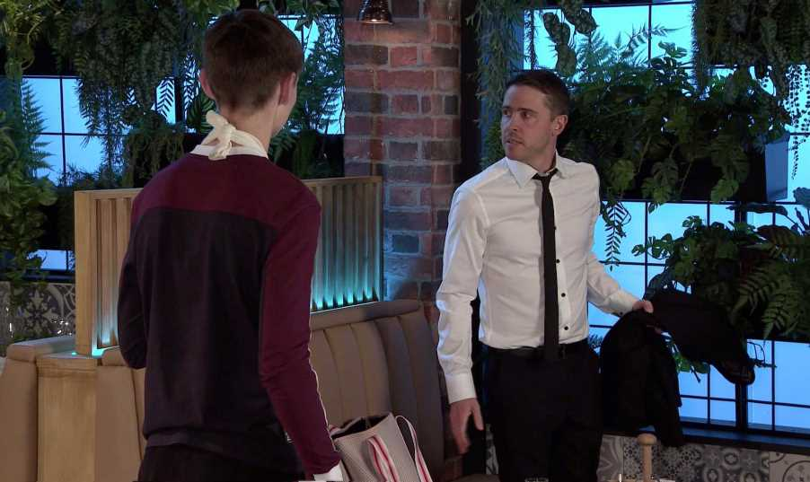 Coronation Street spoilers: Todd Grimshaw steals from a homeless man's funeral over Will's blackmail