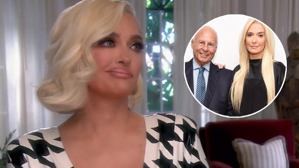 Erika Jayne Calls Tom Girardi 'Mean and Utterly Dismissive' as She Gets Real About Divorce on RHOBH