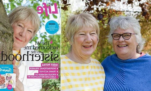First trans cover star for the WI's magazine: Petra, 74, 'honoured'