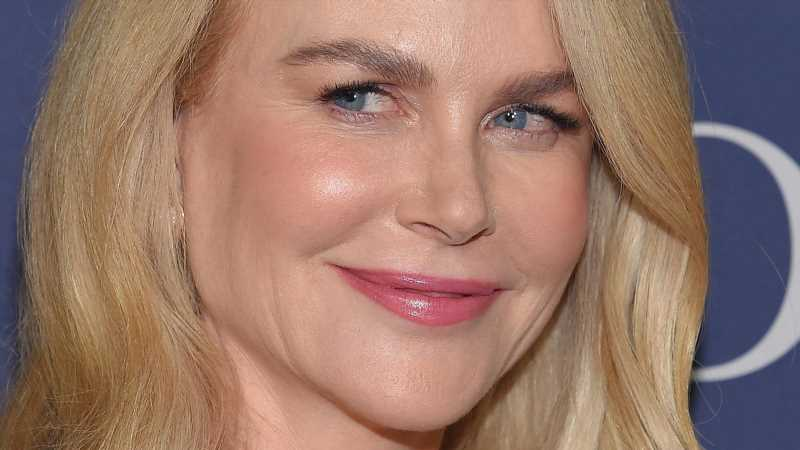 How Does Nicole Kidman Look Without Her Signature Long Hair?