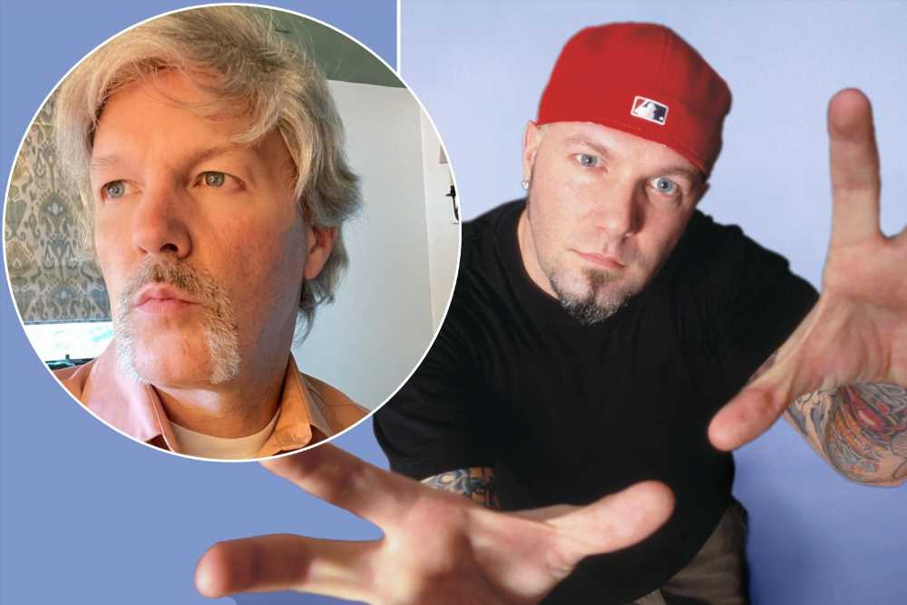 Limp Bizkits Fred Durst shocks fans with new look