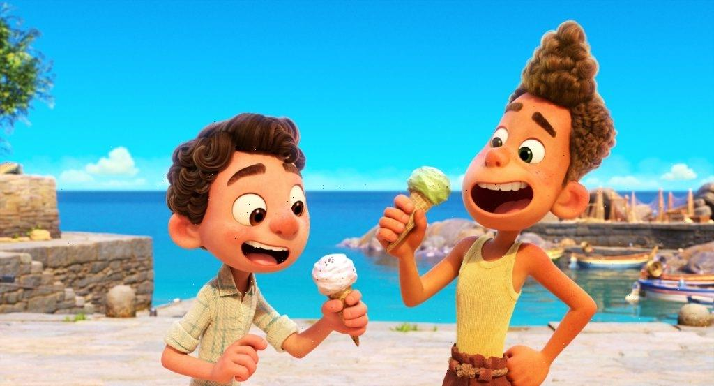 'Luca' Easter Eggs Make Reference to 'Toy Story,' 'Pinocchio' and More!