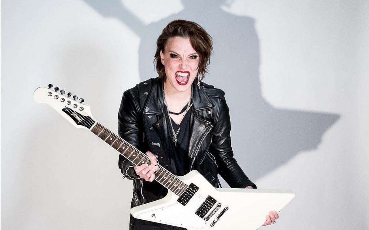 Lzzy Hale Makes History as First Female Ambassador for Guitar Brand Gibson