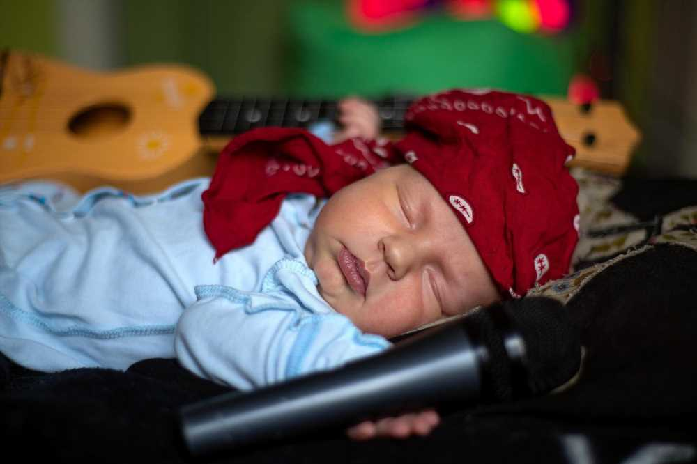 Mom names babies Slayer, Pantera and Metallica And Justice For All