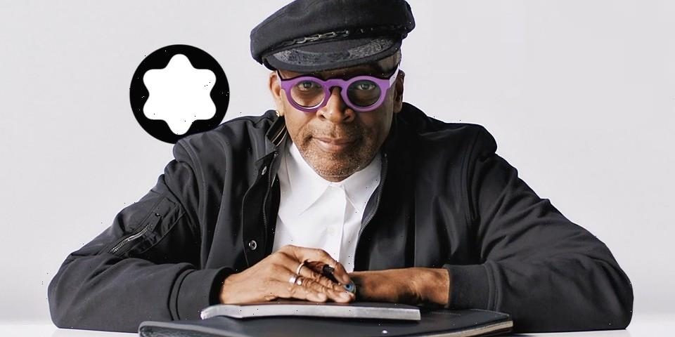 Montblanc Releases Special Edition Spike Lee Fountain Pen