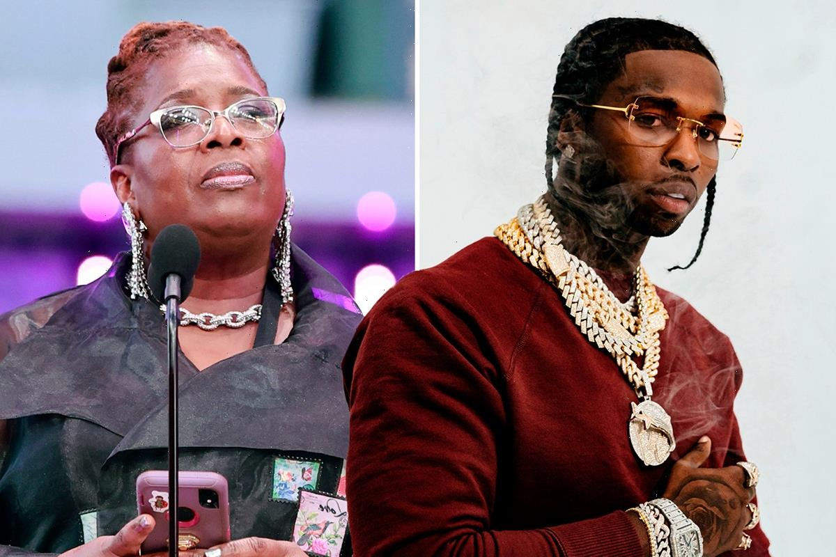 Pop Smoke fans in tears as his mom features on new album Faith one year after his tragic death