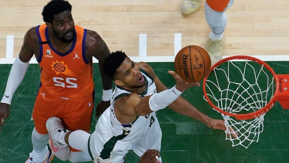 Ratings: ABC Dunks on Wednesday Competition as Bucks Tie Up NBA Finals