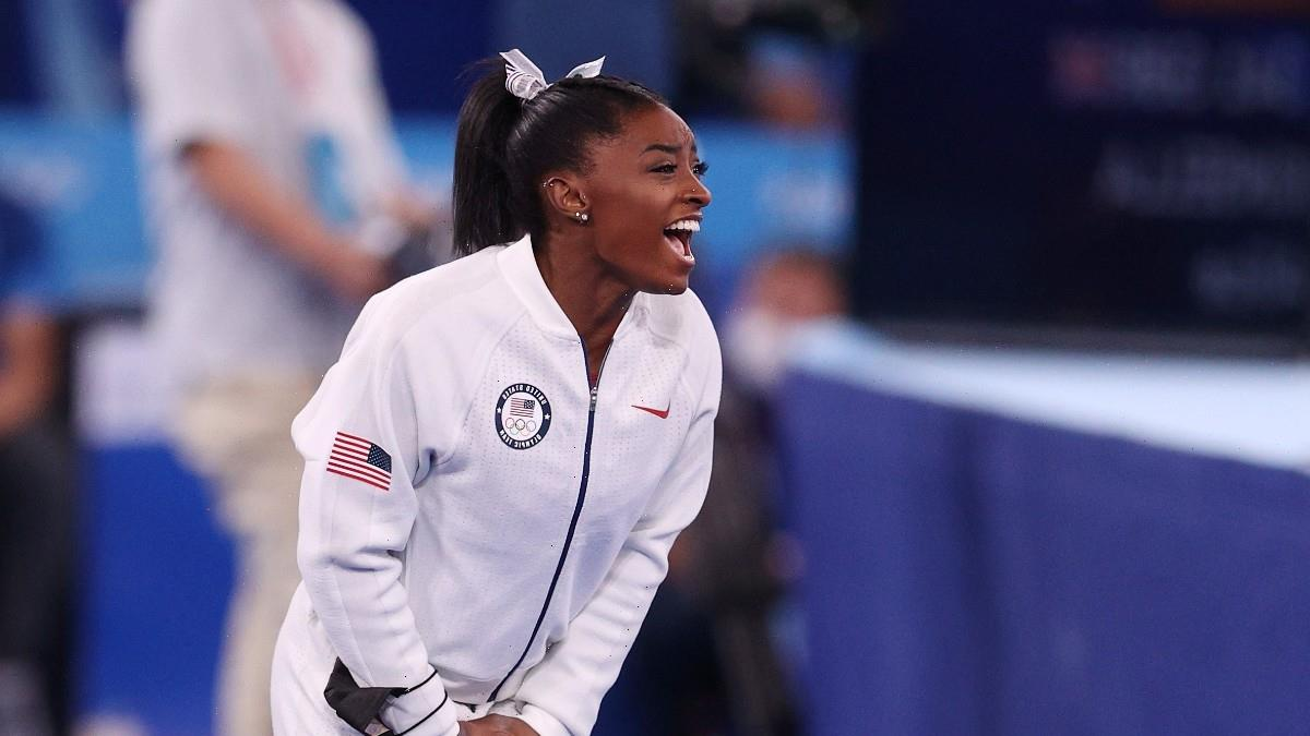 Simone Biles Withdraws From Women's Team Gymnastics Final With 'Medical Issue'