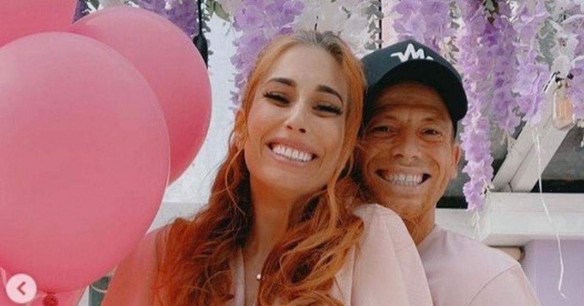 Stacey Solomon so excited for girly baby shower after sweet gender reveal