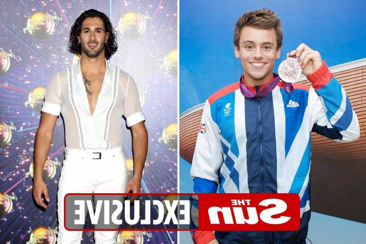 Strictly Come Dancing signs first male celeb to be paired with same-sex dancer