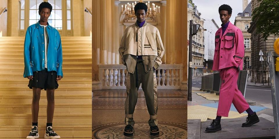 Take a Full Look at the sacai Men's SS22/Women's Pre-Spring 2022 Collection