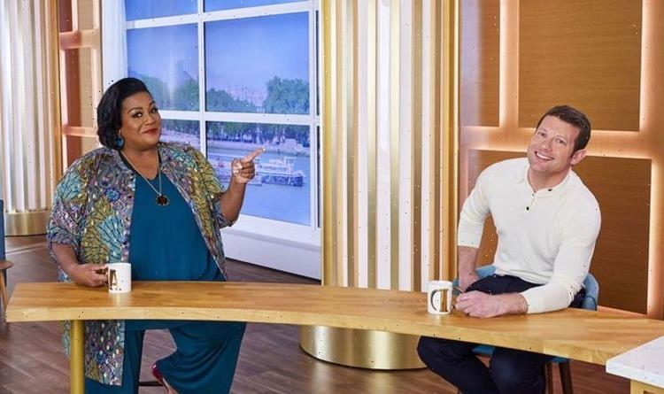 Where are Alison Hammond and Dermot OLeary on This Morning?