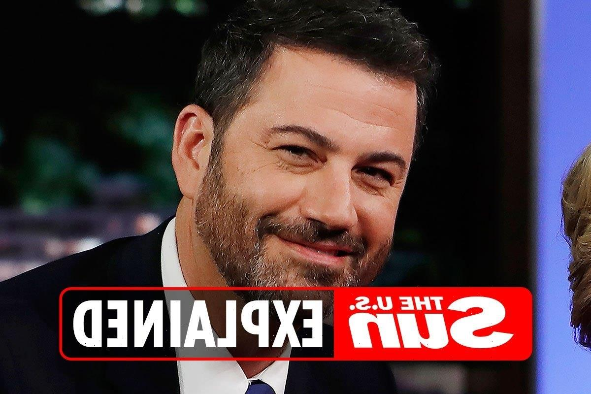 Where is Jimmy Kimmel this week?