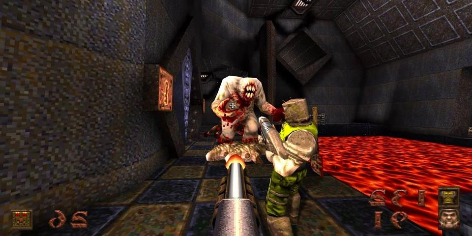 4K Remaster of 'Quake' Is Now Available on PC and Consoles