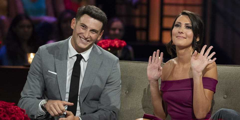 Becca Kufrin Just Set the Record Straight About Her and Blake Horstmann's Current Status
