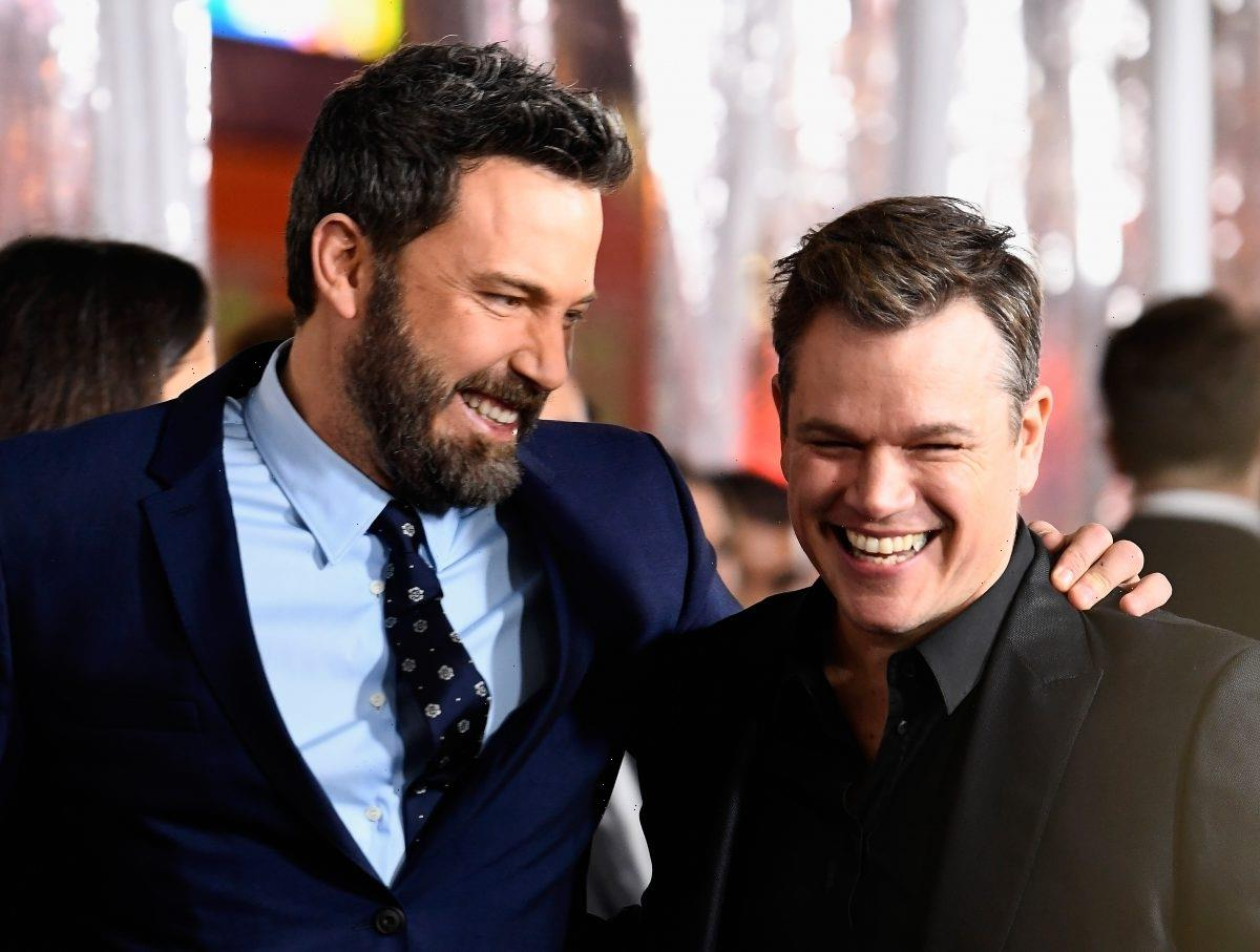 Ben Affleck Once Shared the 'Whole Reason' He Did 'Good Will Hunting' With Matt Damon