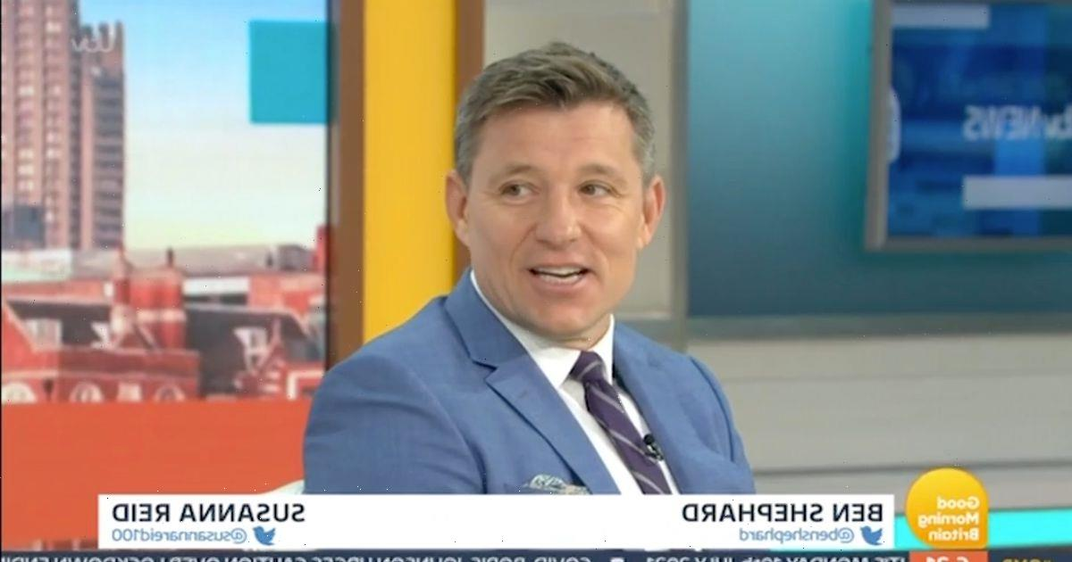 Ben Shephard reveals Strictly Come Dancing future as he admits he was approached by bosses