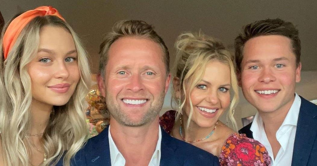 Candace Cameron Bure Says Look-Alike Daughter Natasha Acts More Like Her Dad