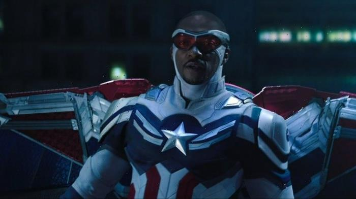 'Captain America 4' Officially Confirmed, Anthony Mackie to Star