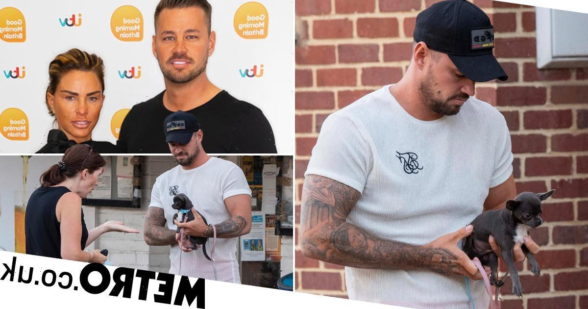 Carl Woods spotted for first time since Katie Price was 'assaulted'
