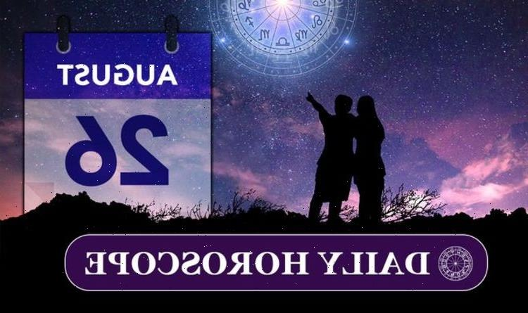 Daily horoscope for August 26: Your star sign reading, astrology and zodiac forecast