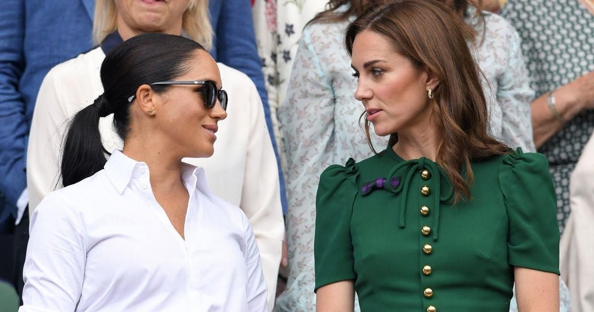 Friendly Meghan and Kate bury feud in talks about new Netflix project, source says