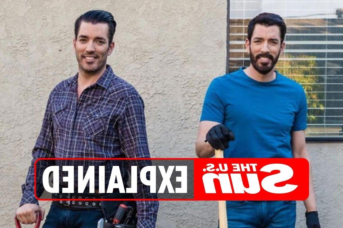 How tall are Property Brothers stars Drew and Jonathan?