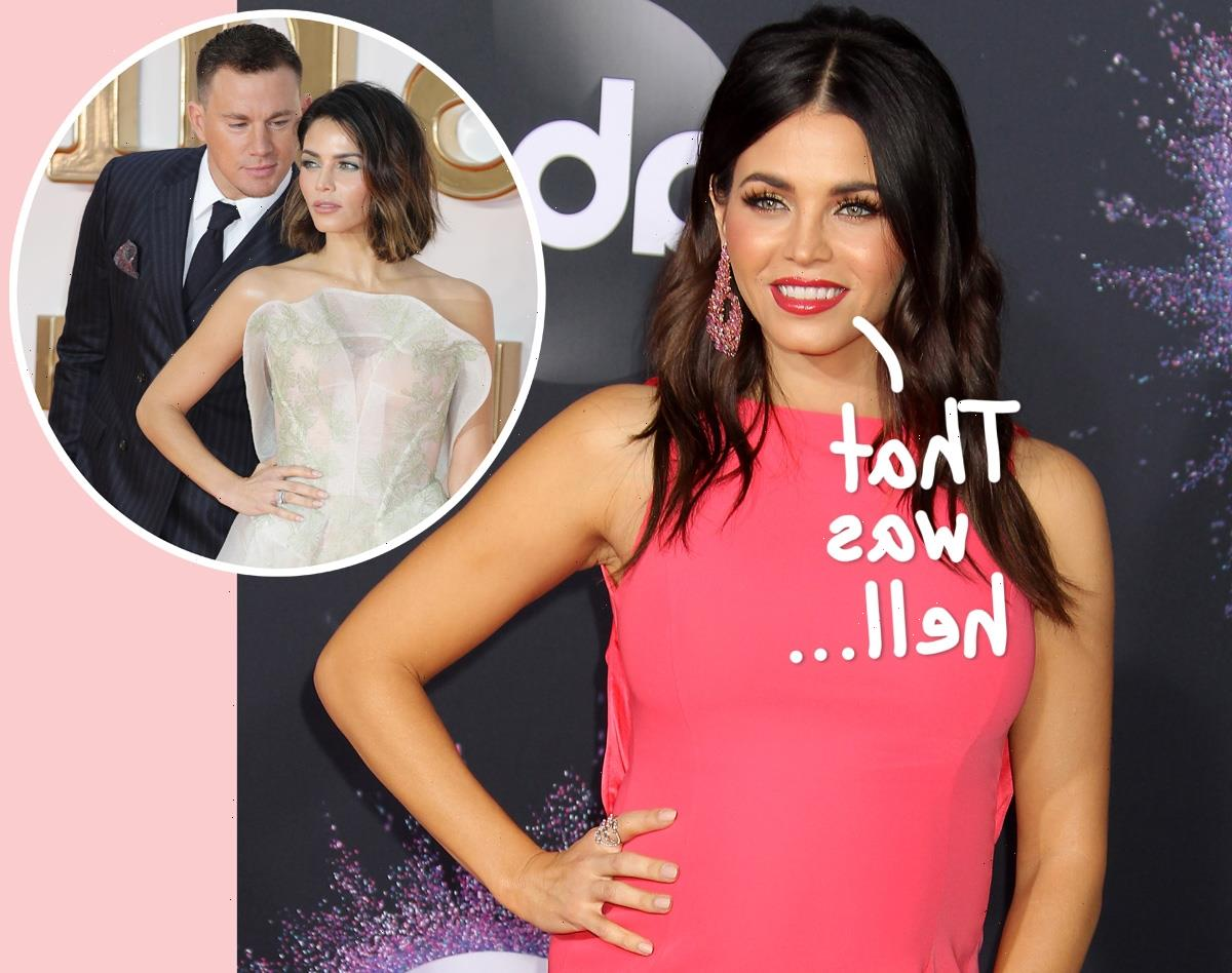 Jenna Dewan Reflects On 'Really Difficult' Introduction To Motherhood After Welcoming Daughter With Channing Tatum