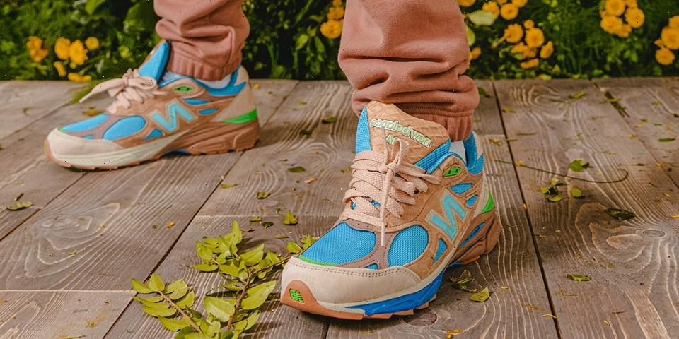 """Joe Freshgoods x New Balance 990v3 """"Outside Clothes"""" Receives a Global Launch Date"""