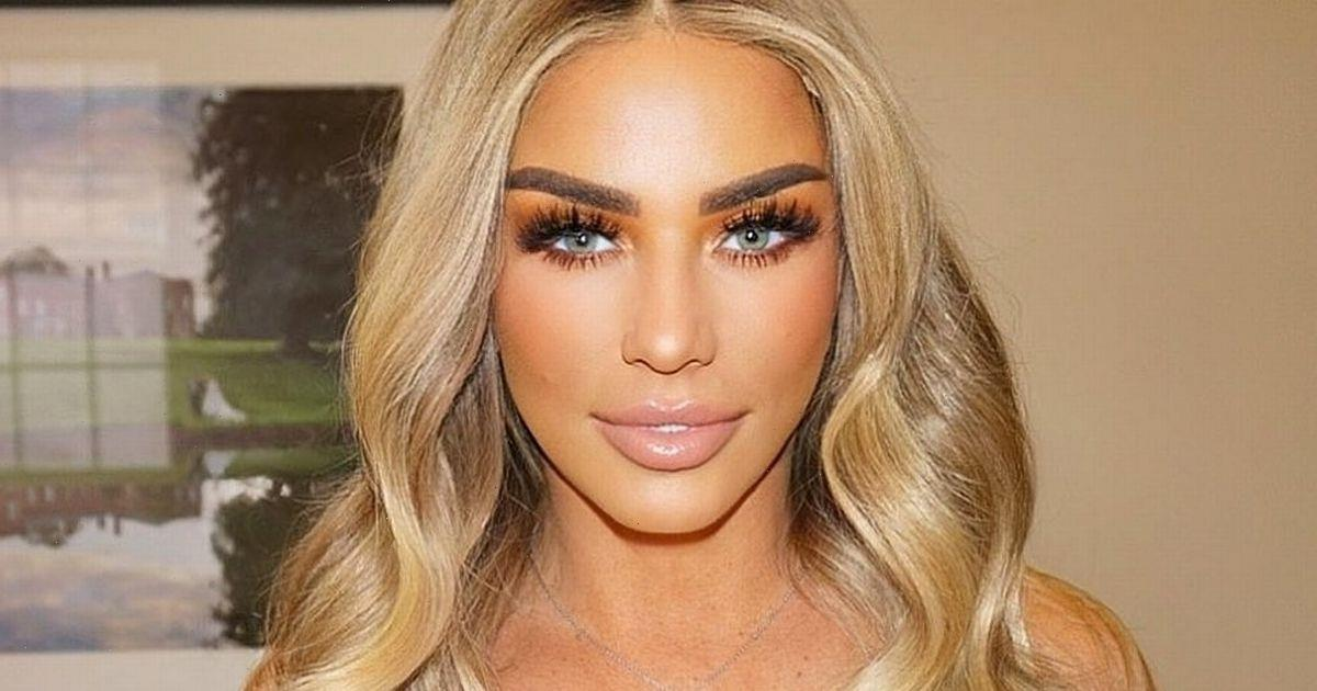 Katie Price films herself getting plastic surgery on operating table in Turkey
