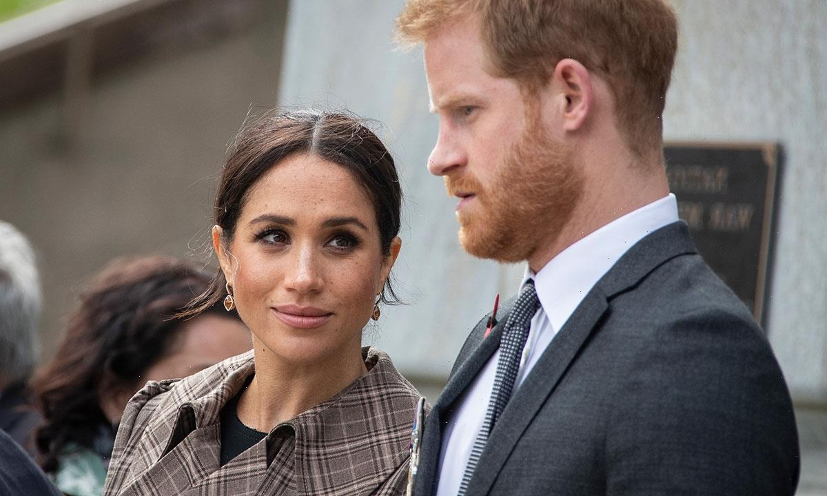 Prince Harry and Meghan Markle left speechless and heartbroken by crises in Haiti and Afghanistan