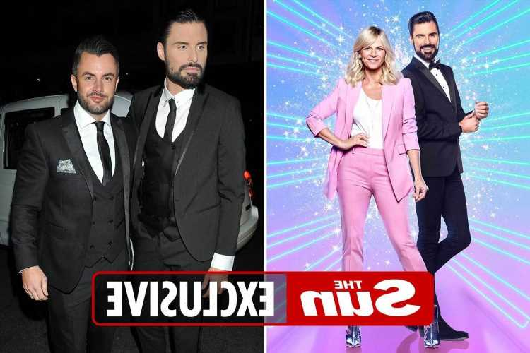 Rylan Clark-Neal returning to TV on Strictly It Takes Two after marriage split