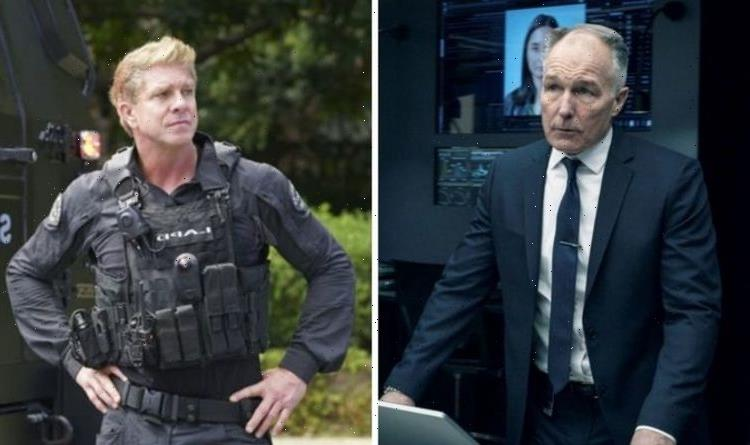 SWAT season 5: Luca and Hicks stars reunite in first clip from set as pair share update