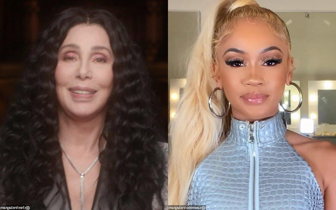 Saweetie Cant Wait to Release Cher Collaboration in a Couple of Months