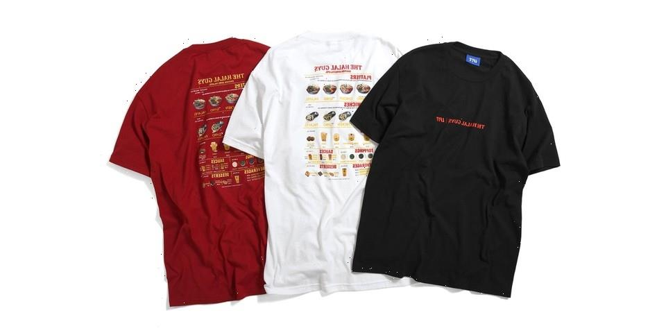 The Halal Guys Mix Falafel and Fashion in New Lafayette Streetwear Capsule