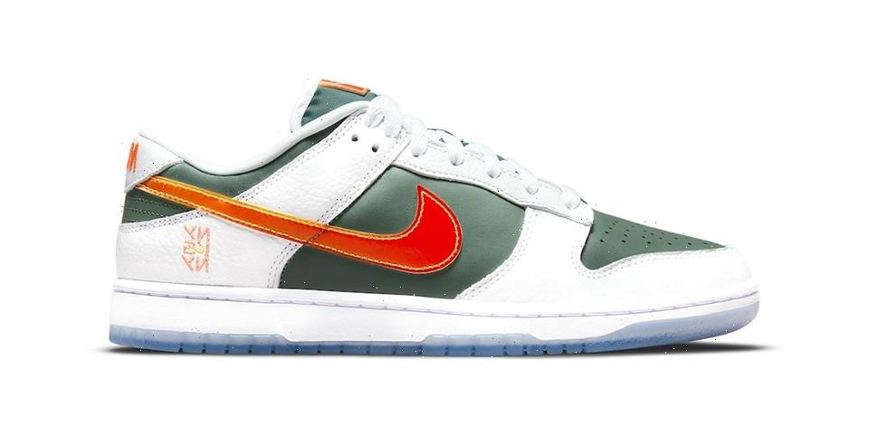"""The Nike Dunk Low """"NY vs NY"""" Receives a Release Date"""