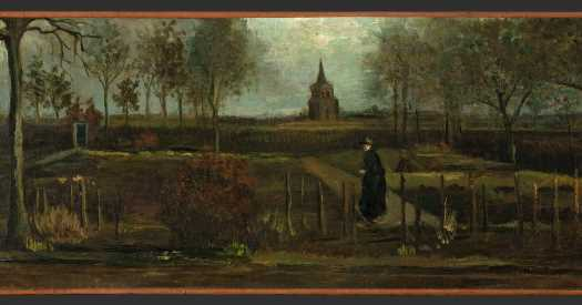 A Broken Frame, and DNA Traces, Led to Arrest in van Gogh Theft